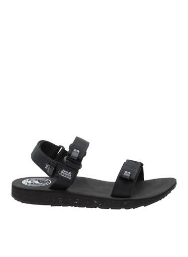 Jack Wolfskin Sandalet Siyah
